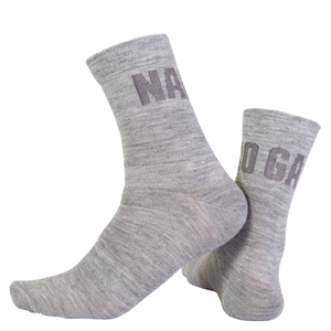 Nalini Blu Socks H19 - Grey