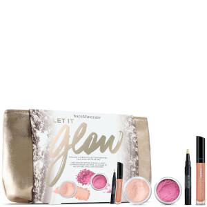 bareMinerals Let It Glow Collection Maquillage Essentiel pour le Teint