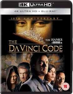 Da Vinci Code 10th Anniversary - 4K Ultra HD