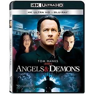 Angels & Demons - 4K Ultra HD