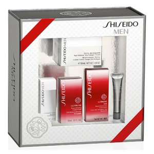 Shiseido Men's Total Revitalizer Cream Kit (Worth £112.00)