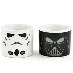 Star Wars Stormtrooper & Darth Vader Egg Cups (Set of 2)