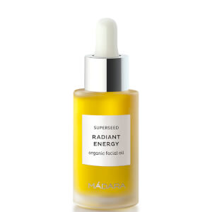 Óleo Facial Biológico Superseed Radiant Energy da MÁDARA 30 ml