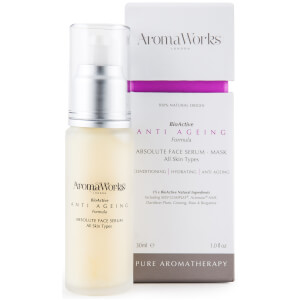 Sérum facial absoluto de AromaWorks 30 ml