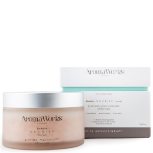 AromaWorks Body Brilliance Exfoliate 200ml