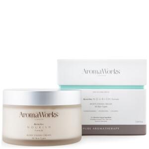 AromaWorks Body Finish Cream 200ml