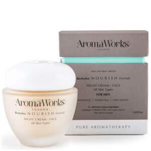 AromaWorks Men's Night Cream 50 ml