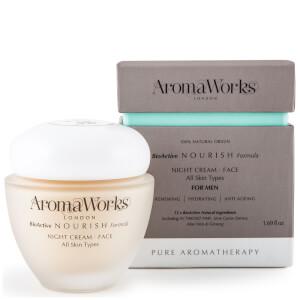 AromaWorks Men's Night Cream 50ml