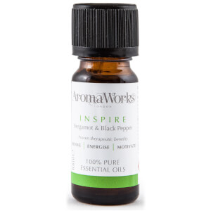 AromaWorks Inspire Essential Oil 10ml: Image 1