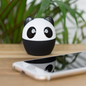 "Animal Speaker ""Panda"" - Bluetooth Lautsprecher Panda"