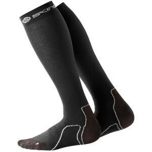 Skins Essentials Men's Recovery Compressions Socks - Black