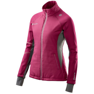 Skins Plus Women's Aura Run Puffer Jacket - Mulberry