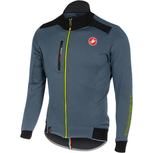 Castelli Potenza Long Sleeve Jersey - Mirage Grey