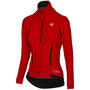 Castelli Women's Perfetto Jacket - Red/Black