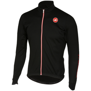 Castelli Puro 2 Long Sleeve Jersey - Black