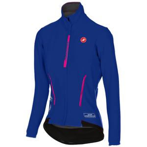 Castelli Women's Perfetto Jacket - Blue