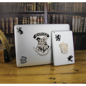 Calcomanías Gadget Harry Potter