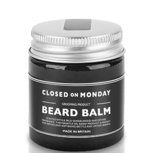Closed on Monday Beard Balm 30ml
