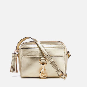 Rebecca Minkoff Women's M.A.B. Camera Bag - Gold