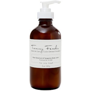Tammy Fender Rose Geranium Body Lotion 8 Oz