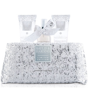Baylis & Harding Jojoba, Silk & Almond Oil Clutch Bag Gift Set