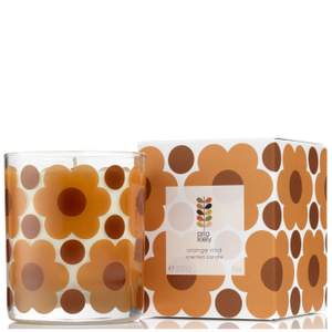 Orla Kiely Scented Candle - Orange Rind