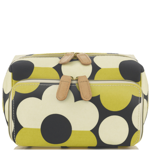 Orla Kiely Sunset Flora Wash Bag