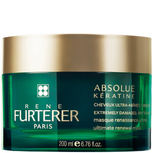 René Furterer Absolue Keratine Ultimate Renewal Mask (200ml)