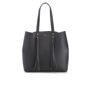 Furla Women's Aurora Medium Tote Bag - Onyx