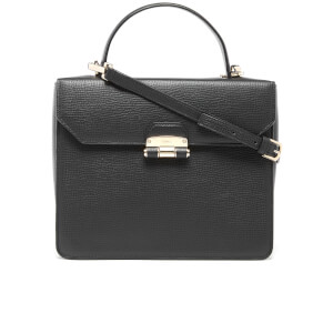 Furla Women's Chiara Small Top Handle Bag - Onyx