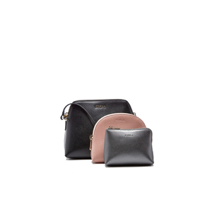 Furla Women's Boheme XL 3 in 1 Pouch - Onyx