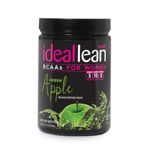 IdealLean BCAAs - Green Apple - 30 Servings