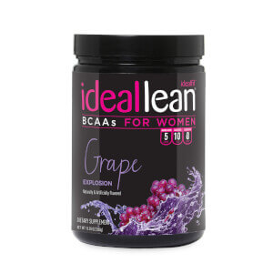 IdealLean BCAAs - Grape Explosion - 30 Servings