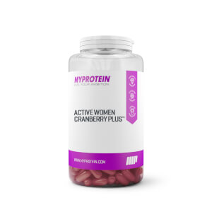 (Arando Plus, Mulher Átiva) Active Women Cranberry Plus™