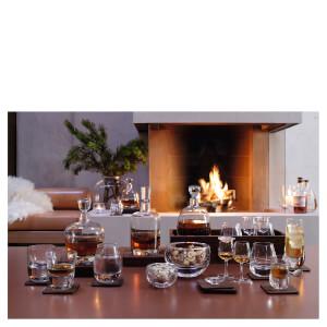 LSA Whisky Islay Decanter & Walnut Base - 1L: Image 3