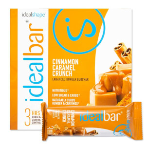 IdealBar Cinnamon Caramel Crunch