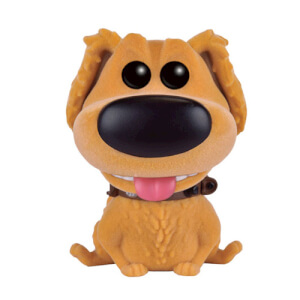 Disney UP Dug (Flocked) Pop! Vinyl Figure
