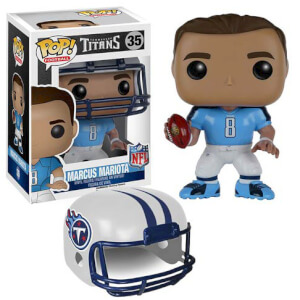 Figurine NFL Marcus Mariota 2ème Vague Funko Pop!