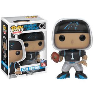 Figura Funko Pop! Carolina Panthers Cam Newton Ronda 3 - NFL