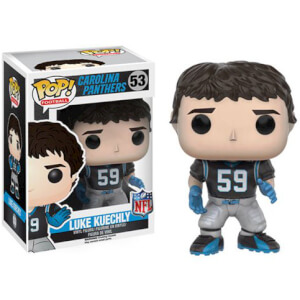 Figurine NFL Luke Kuechly 3ème Vague Funko Pop!