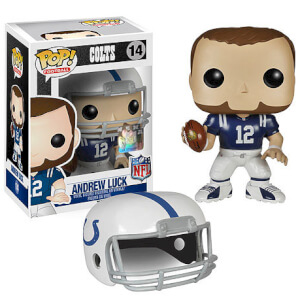 Figurine NFL Andrew Luck 1ère Vague Funko Pop!