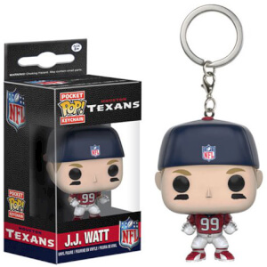 NFL J.J. Watt Pocket Pop! Vinyl Key Chain