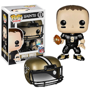 Figurine NFL Drew Brees 1ère Vague Funko Pop!