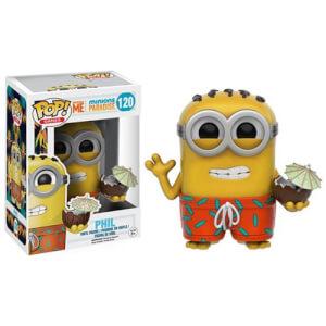 Figurine Pop! Les Minions Noix de Coco
