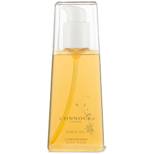 Connock London Kukui Oil Comforting Hand and Body Wash 300ml (Free Gift)