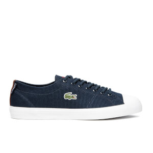Lacoste Men's Marcel Chunky Tc Sep SPM Trainers - Dark Blue/Dark Blue