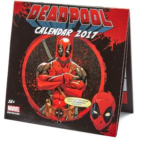 My Geek Box Deadpool Calender