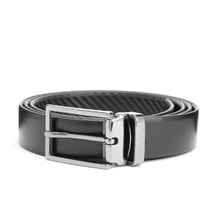 HUGO Men's Reversible Belt Gift Set - Black