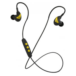 Mixx Memory Fit 2 Wireless Earphones - Black