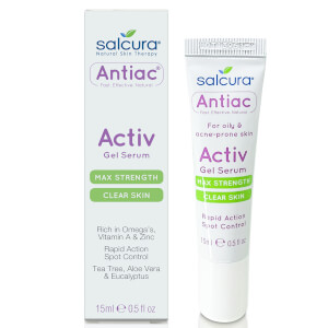 Salcura Antiac Activ Gel Serum (15 ml)